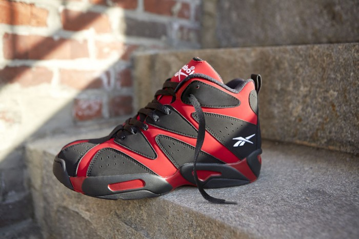 Reebok Kamikaze 1 - Flash Red/Black (5)