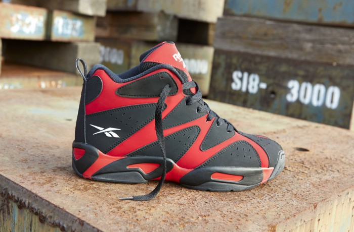 Reebok Kamikaze 1 - Flash Red/Black (7)