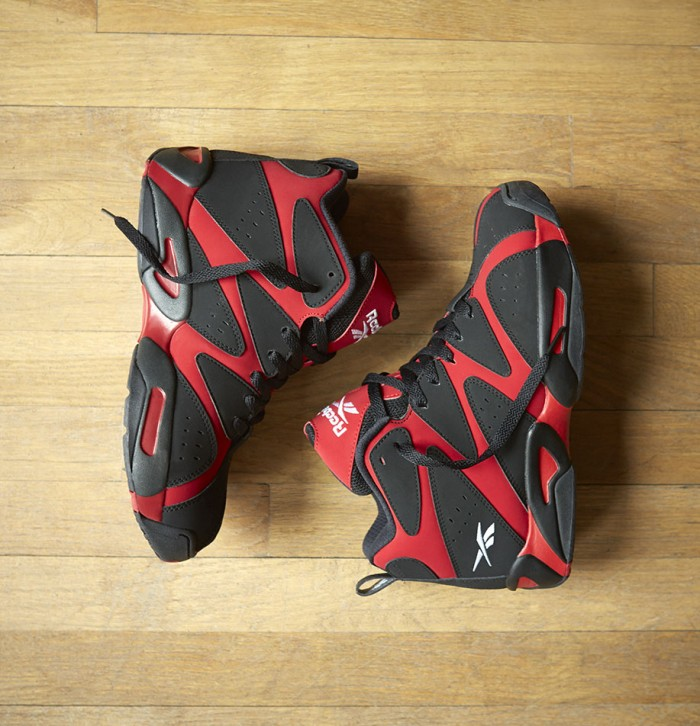 Reebok Kamikaze 1 - Flash Red/Black (9)