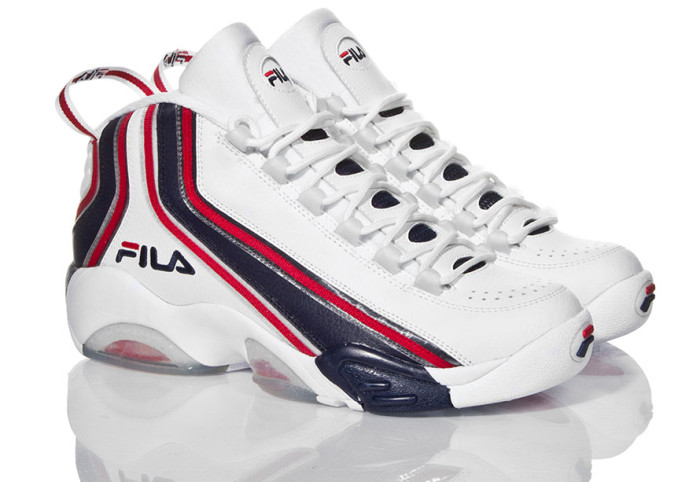 FILA Stack 2 White/Navy/Red (1)