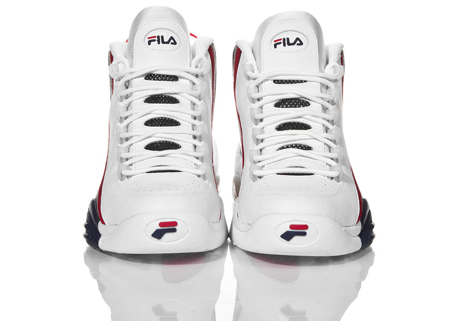 Jerry Stackhouse's FILA Stack 2 Returns
