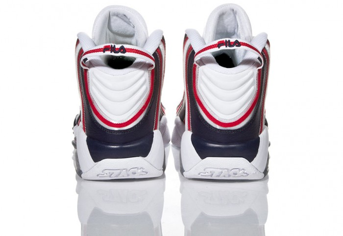 FILA Stack 2 White/Navy/Red (3)