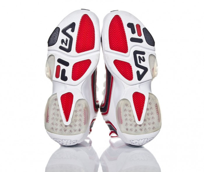 FILA Stack 2 White/Navy/Red (4)