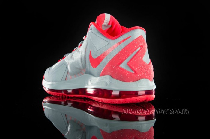 Nike LeBron 11 Low 'Laser Crimson' (5)