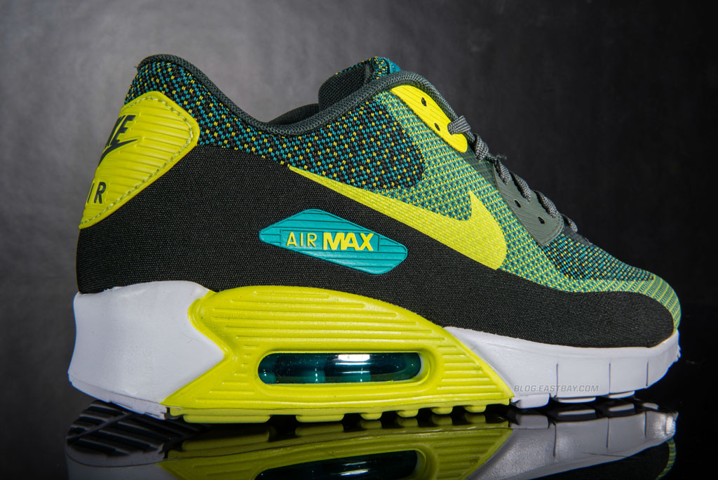 low priced f7d17 54c99 Nike Air Max 90 Jacquard | Eastbay Blog : Eastbay Blog