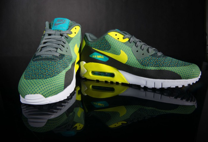 Nike Air Max 90 Jacquard Turbo Green Mica Green
