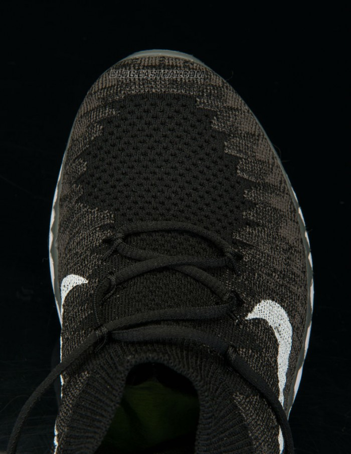 Nike Free 3.0 Flyknit Black/White-Midnight Fog (3)