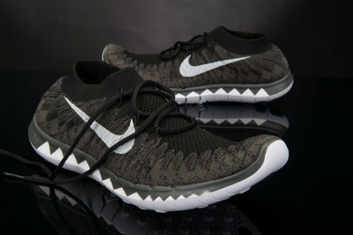 Nike Free 3.0 Flyknit Black/White-Midnight Fog (4)