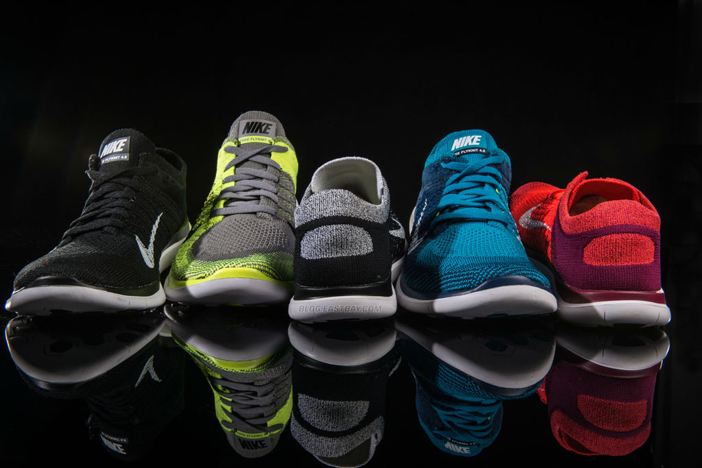 Introducing Nike Free 4.0 Flyknit