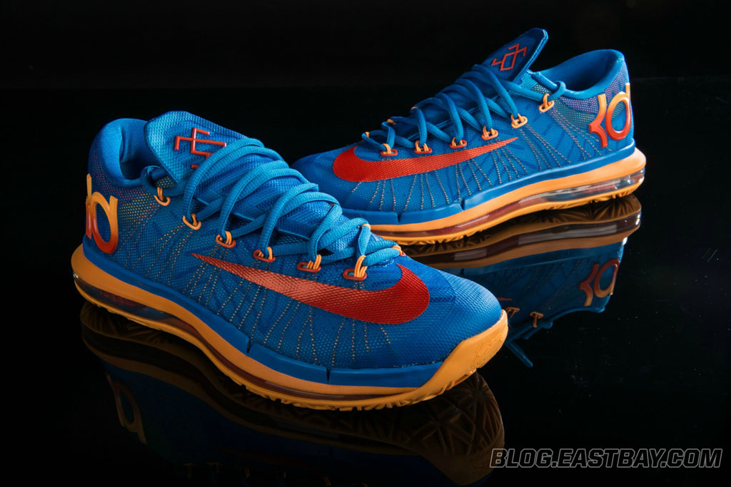 new concept 9b72f 86c2b Nike KD 6 Elite  Team Collection  (1)