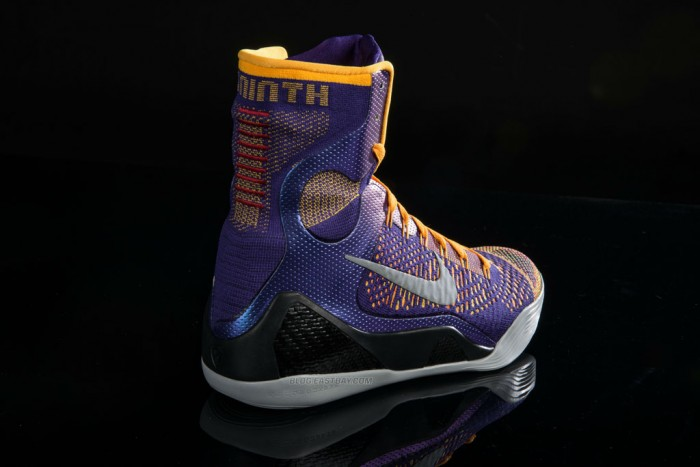 Nike Kobe 9 Elite 'Team Collection' (2)