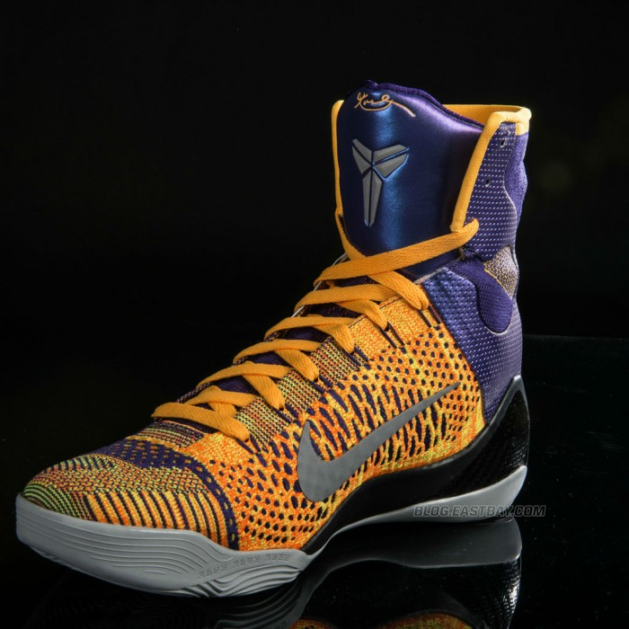 Nike Kobe 9 Elite 'Team Collection' (3)