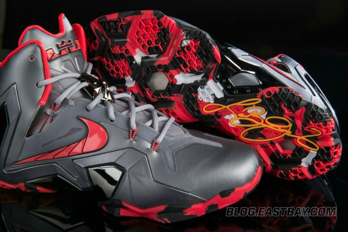 Nike LeBron 11 Elite 'Team Collection' (1)