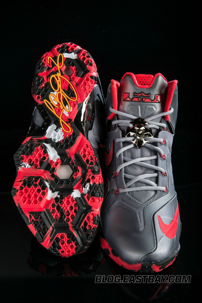 Nike LeBron 11 Elite 'Team Collection' (10)