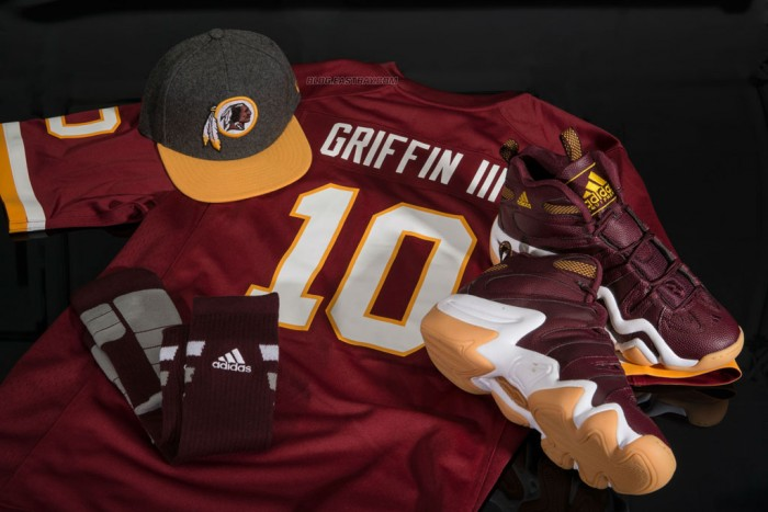 The Complete RG3 Fan Hook-Up featuring the adidas Crazy 8