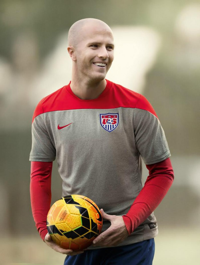 Michael Bradley for Team USA