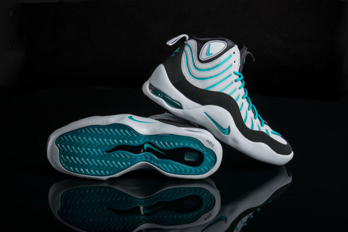 Nike Air Bakin 'Turbo Green' (1)