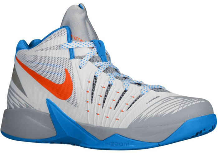 Nike Zoom I Get Buckets White/Photo Blue-Wolf Grey-Team Orange OKC (1)