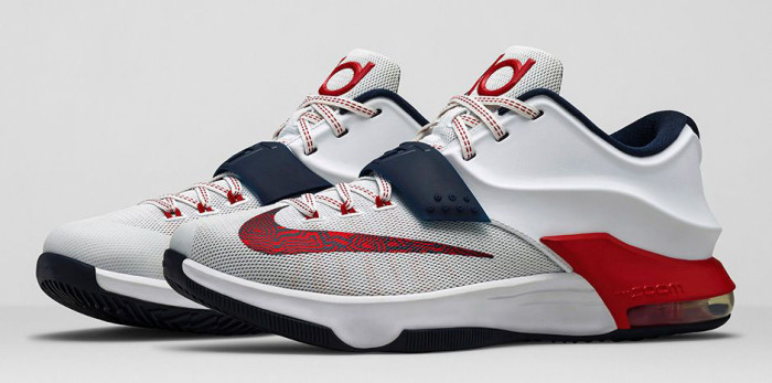 Nike KD VII 7 4th of July (1)