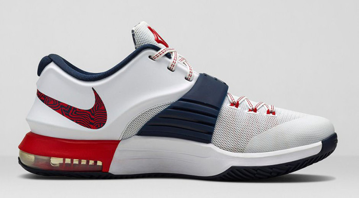 Nike KD VII 7 4th of July (5)