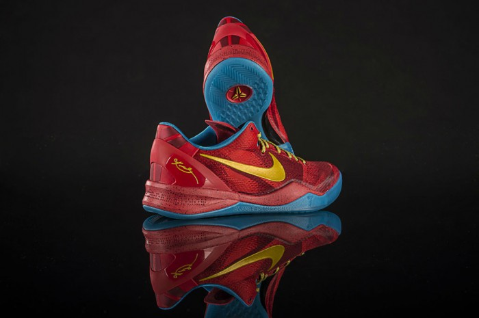Nike Kobe 8 'Year of the Horse'  (2)