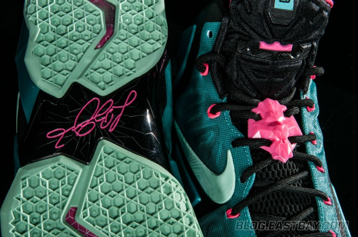 Nike LeBron 11 'South Beach' (3)