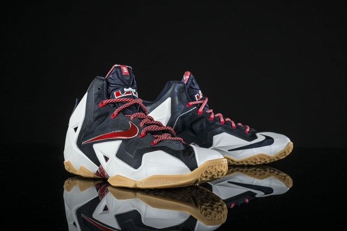 Nike LeBron 11 - 'July 4th' (1)