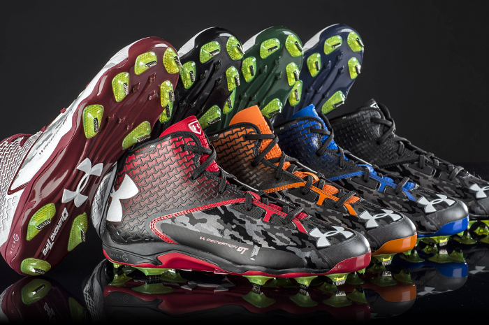 under armour baseball cleats mens