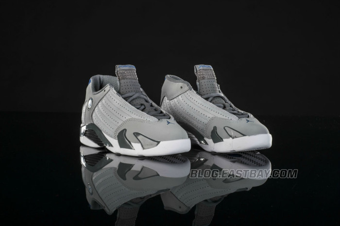 Air Jordan 14 Retro 'Wolf Grey' (1)