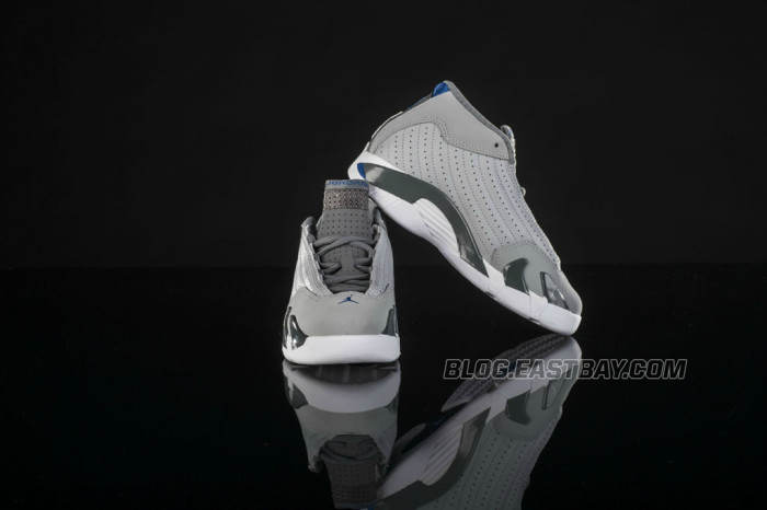 Air Jordan 14 Retro 'Wolf Grey' (2)