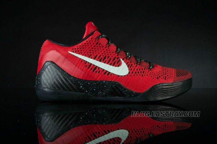 Nike Kobe 9 Elite Low 'University Red' (1)