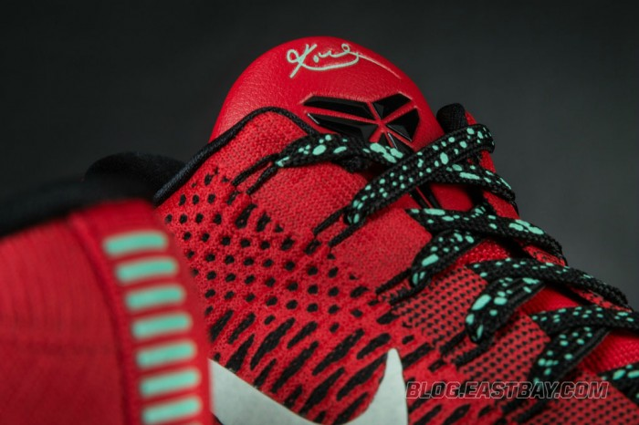 Nike Kobe 9 Elite Low 'University Red' (3)