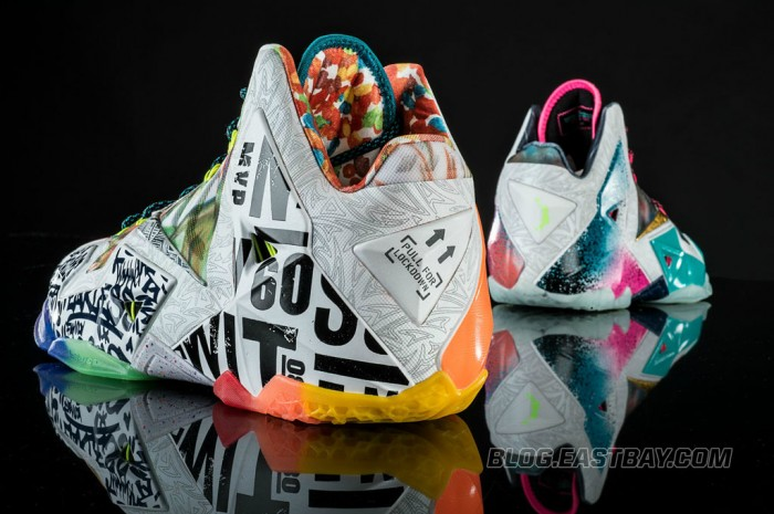 Nike 'What The' LeBron 11 (5)