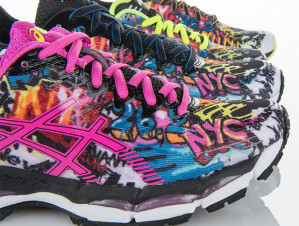 ASICS New York Marathon Pack