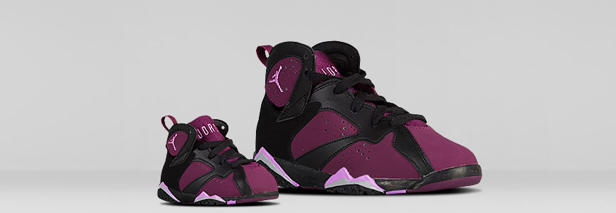 new style 28bcd a9d21 Jordan Retro 7 Mulberry