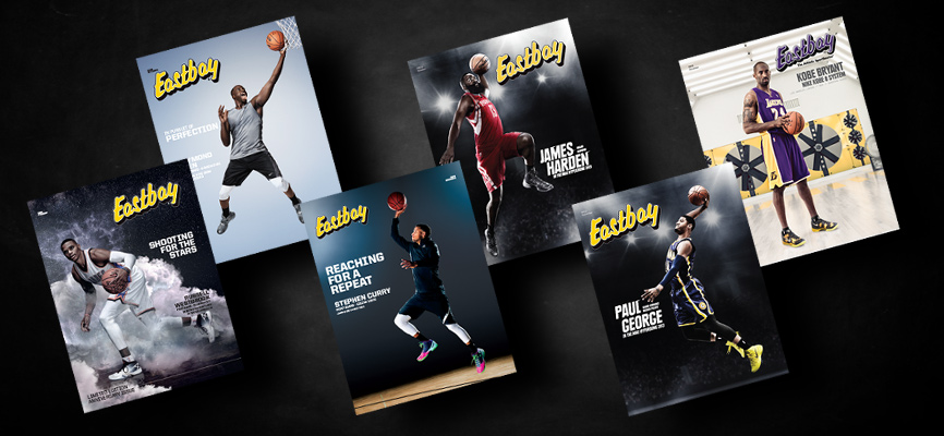 Eastbay's NBA All-Stars