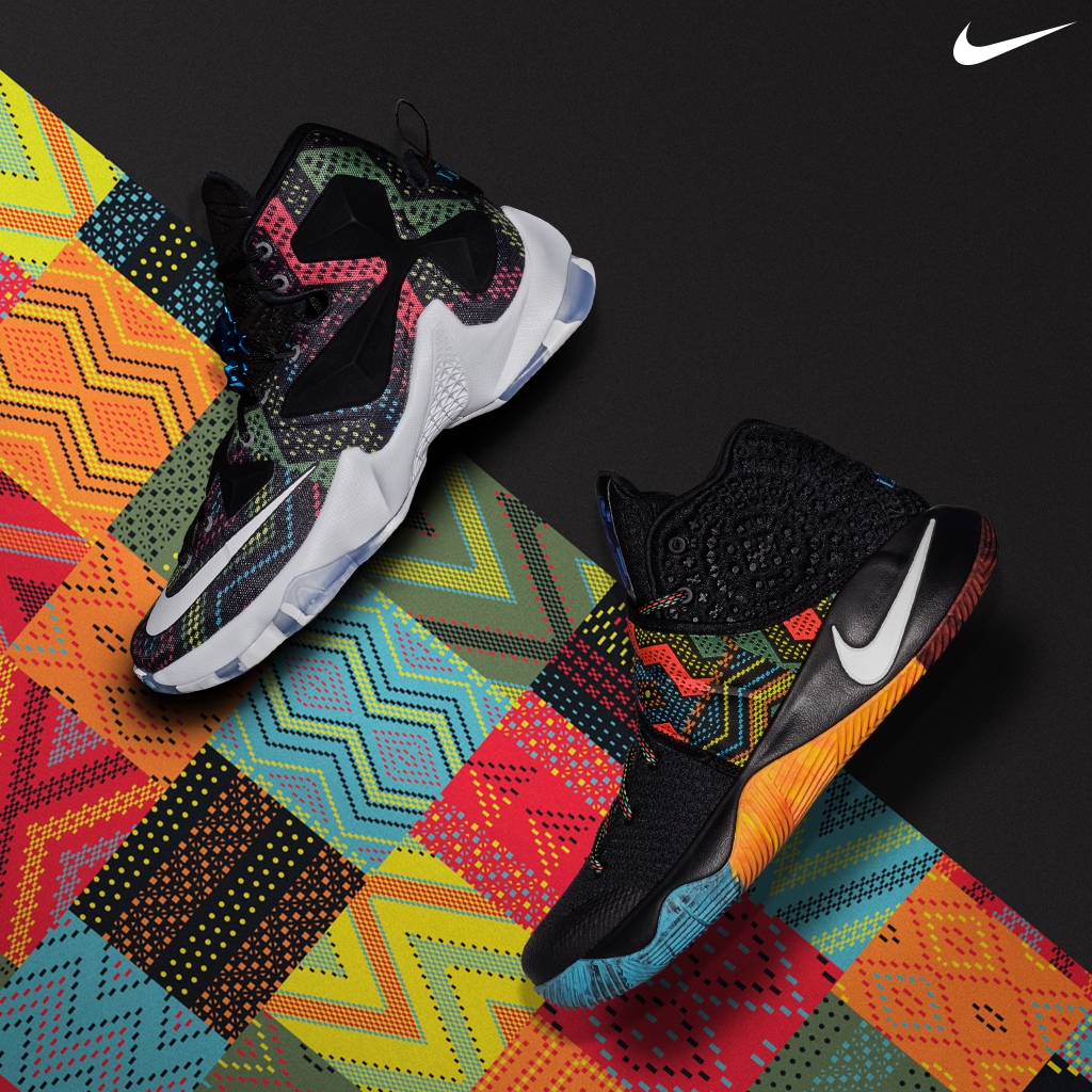865fa056175 Nike Drops Black History Month Shoe Collection
