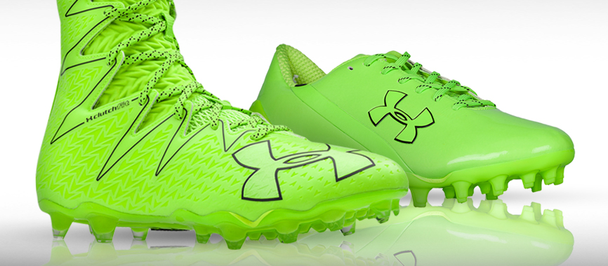 Under Armour NFL Combine Cleats 509b89ec1b2f