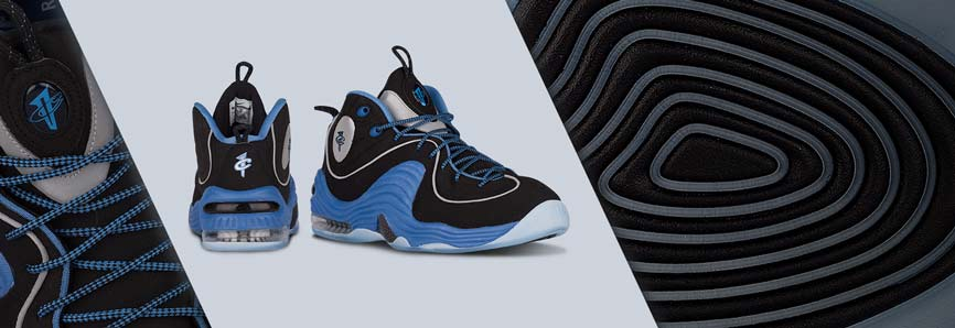 Nike Air Penny II 'Varsity Royal'