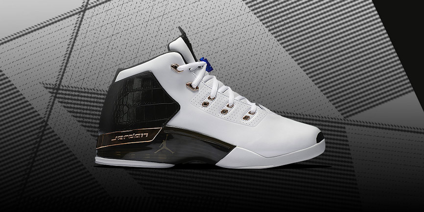 Jordan Retro 17+ 'Copper'
