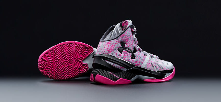 Under Armour Curry 2 Mother's Day
