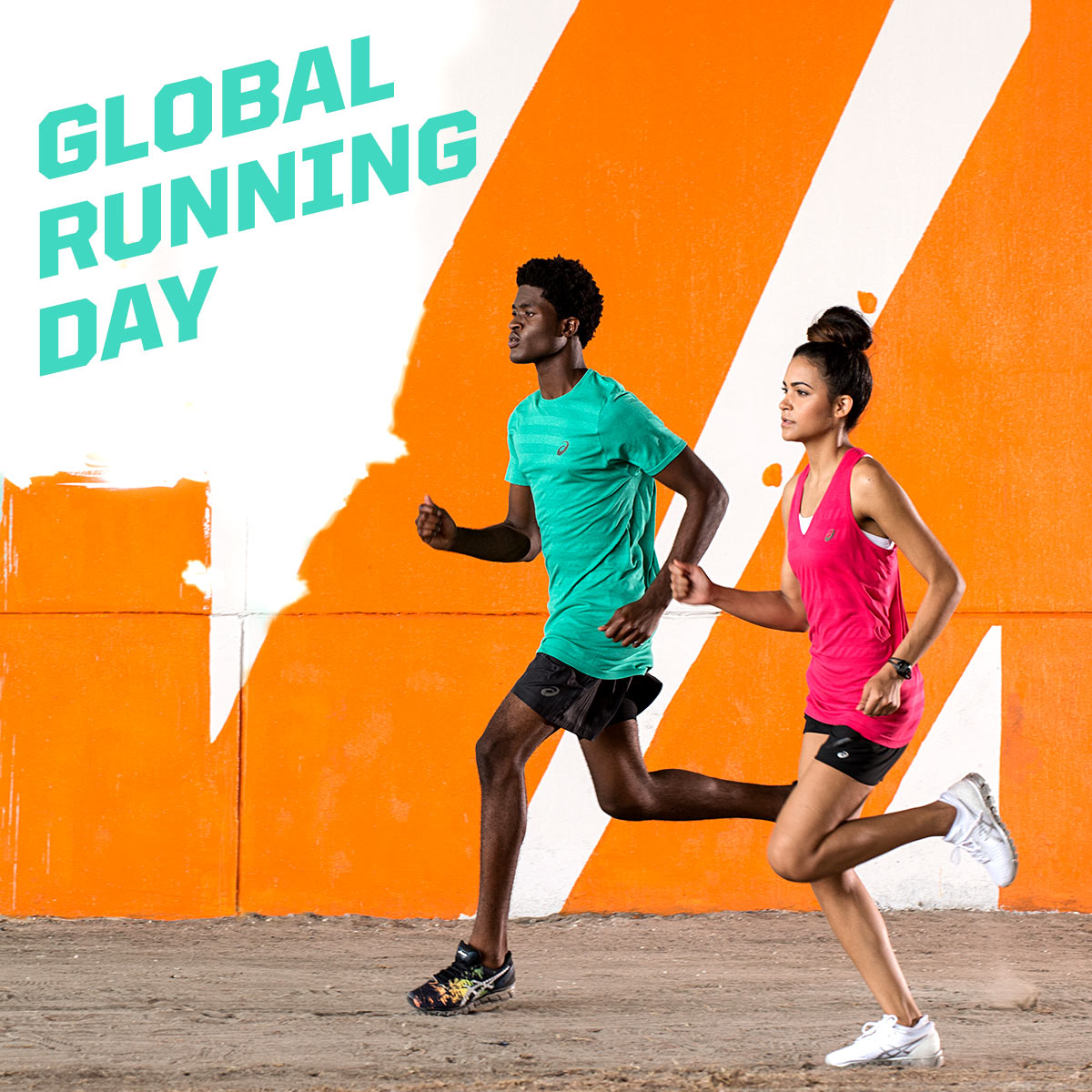 Happy Global Running Day Eastbay Blog: Eastbay Blog  Eastbay Blog : Eastbay Blog