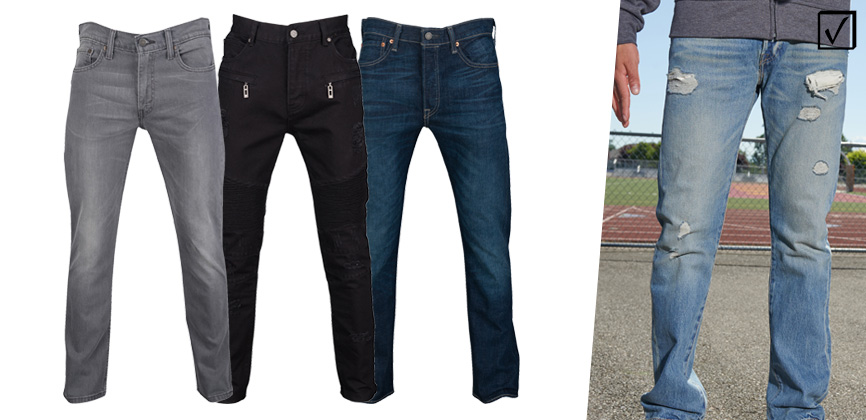 Back to School Jeans