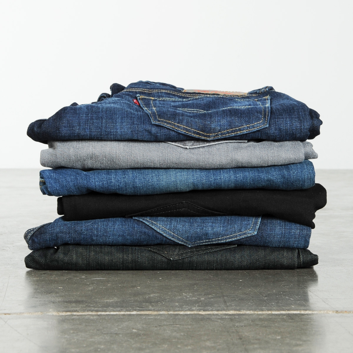 Levi's Fit Guide