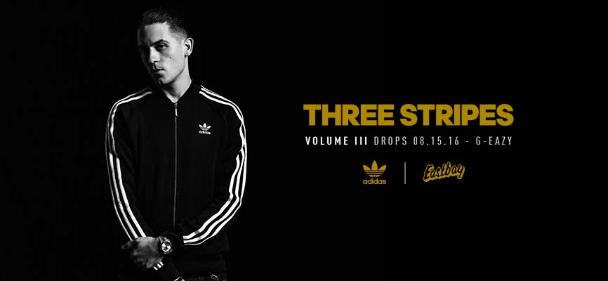adidas Three Stripes G-Eazy