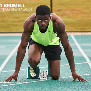 Watch Trayvon Bromell is Determined to be the Best