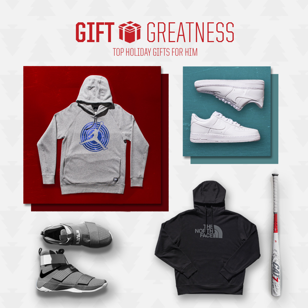 Gift Greatness: Men's Holiday Gift Guide