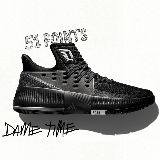 new arrival 4bfc5 5e971 Behind The New Dame 3 Colorways  Eastbay Blog  Eastbay Blog