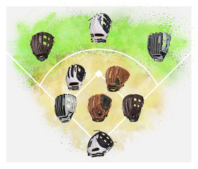 2018 FP Fielder's Gloves