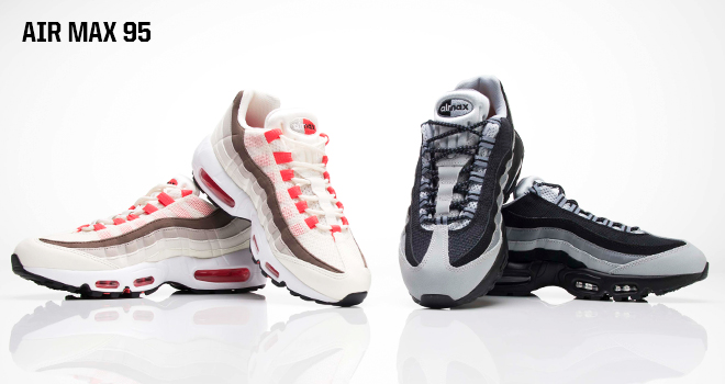 46fa4cfc7e It's fair to say that Nike wasn't exactly sure what to do with the Air Max  95. The shoe was so unlike anything that had come before, that it would  have to ...